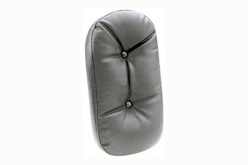 Mustang  Bracket Style Sissy Bar Pad -Pillow   (11 inches tall)