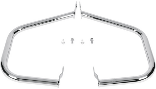 Show Chrome Highway Bars for All Volusia 800 & C50/M50 Blvd
