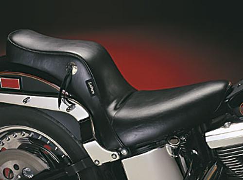 LePera Cherokee Custom Seat for '84-99 FXST & FLST w/150 mm Tires