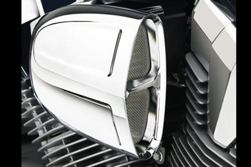 Cobra PowrFlo Air Intake for Harley Davidson Touring Models '08-16, Softail '16-17, Dyna Models 2017 - Chrome