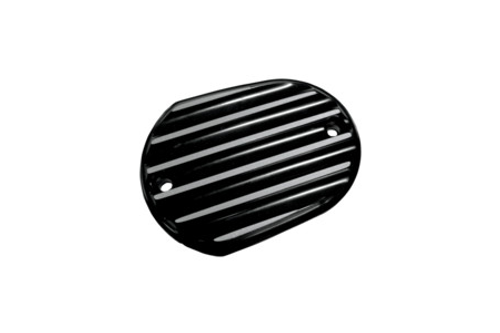 Joker Machine Front Master Cylinder Cover for '06-Up XL -Black Anodized