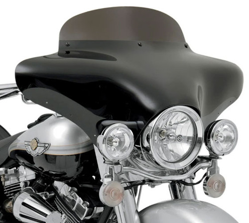 Memphis Shades Batwing Fairing Windshields for Memphis Shades Batwing Fairings 9 inch