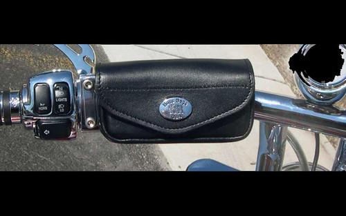 Boss Bags Handlebar Bag -PHB-Plain