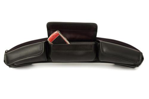 Memphis  Shades Big Zipper Pouch for H-D FLH Fairings