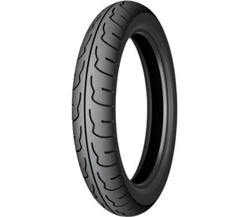 Michelin Tires Pilot Activ Tires Bias-ply  FRONT 110/90-18 TL/TT  61V -Each