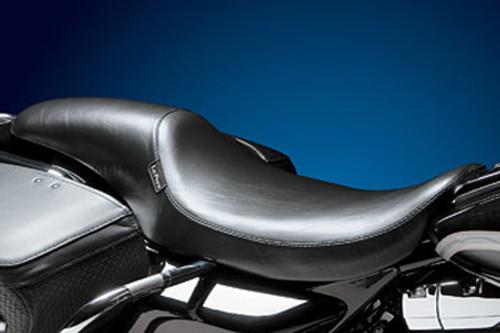 LePera Silhouette Seat for '02-07 FLHT/FLTR Smooth Full Length