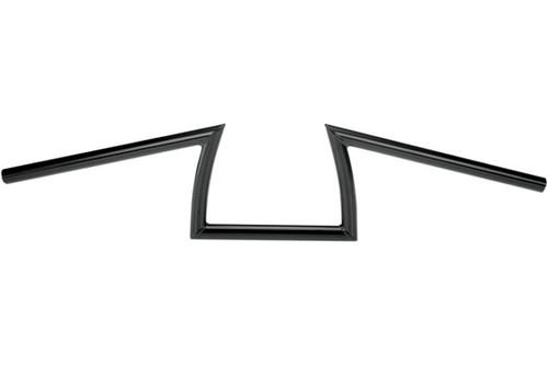 """Biltwell Inc. 1"""" Handlebars -Keystones, Black"""