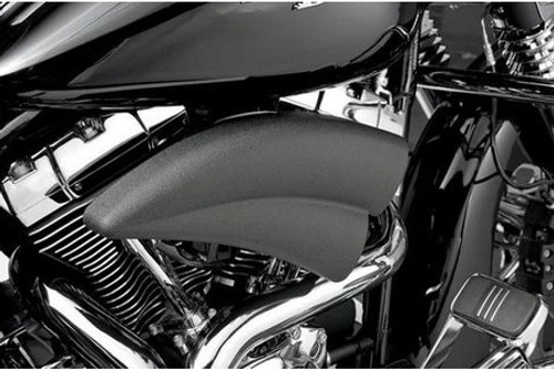 Arlen Ness Double Barrel Air Filter Kit for Harley Davidson Touring Models '08-16 - Black
