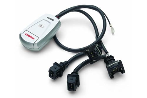 Cobra FI2000R Digital Fuel Processor Open Loop Model for California Residents with FLHT,FLHR,FLTR,FLHX '95-05 NOT Utilizing Oxygen Sensors