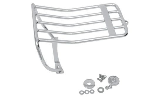 Drag Specialties Bobtail Luggage Rack for '06-Up FXSTC (Except FXSTD)