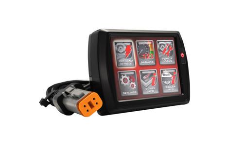 DynoJet Power Vision Fuel Processor for all Harley Davidson Models w/ Delphi EFI '01-13 - Black (Click for fitment)