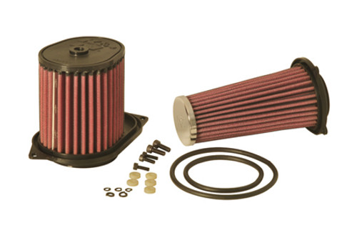 K & N Air Filters High Flow Replacement Filters for Intruder 700 '86-87 & S50 '05-Up