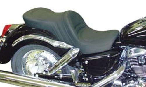 Saddlemen Explorer for Intruder 1500 '98-04 Saddlehyde Without Driver Backrest-Plain