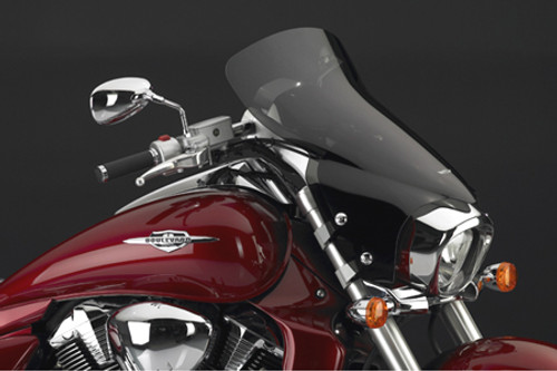 National Cycle VStream Windshield for M109R  '06-Up Tour, Dark Tinted