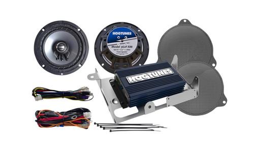 Hogtunes AMP/Speaker Kit for '14-Up FLHX/FLHXS-Kit