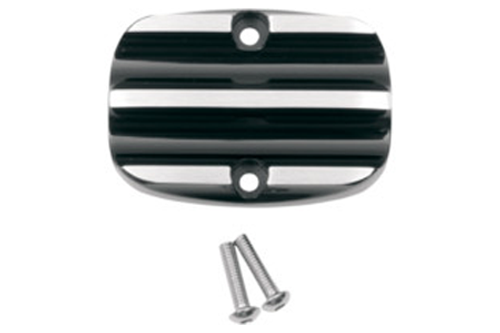 Covingtons Brake Master Cylinder Covers for '08-Up FL Models (Except H-D Trike) -Black