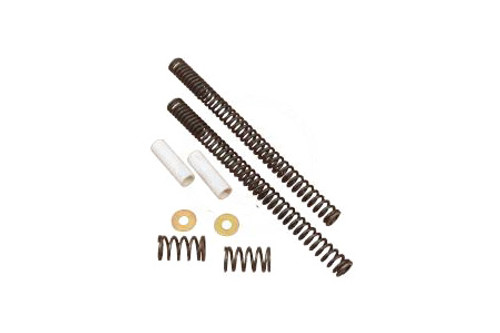 Burly Brand Lowboy Fork Lowering Kit for Dyna, Softail & FL Models Click for fitment