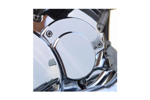 Baron Custom T.O.R.K (Crank) Covers for V-Star 1100 Custom/Classic  Smooth