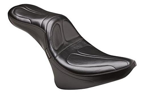 LePera Maverick Daddy Long Legs Seat for '00-05 FXST, '06-17 FLST w/150mm Tire