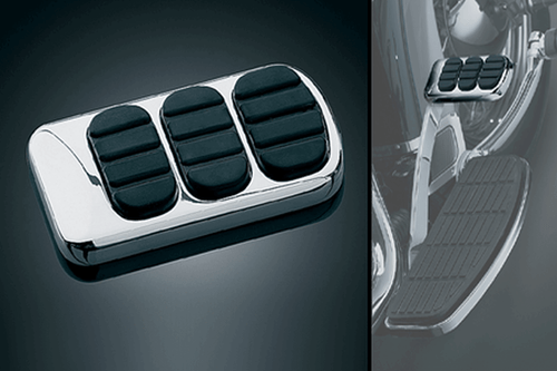 Kuryakyn ISO Brake Pedal Pad for All FLST Heritage Softails