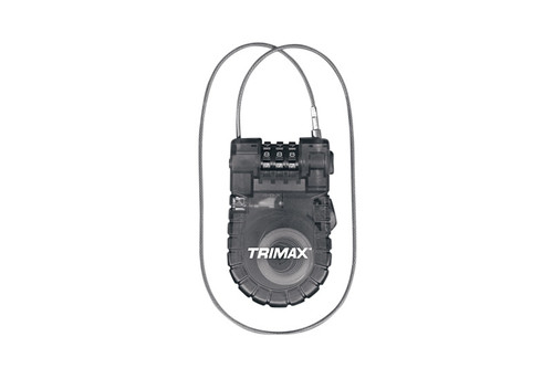 Trimax Accessory Retracting Lock 3 feet long