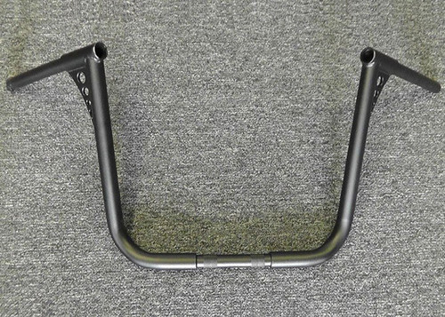 *CLEARANCE* Roland Sands Design 1.25 Inch King Ape Hanger for '86-13 FLHT/FLHX -16 Inch Black Ops BLEMISHED-Additional images available
