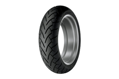 Dunlop Original Equipment Replacement Tire for Mean Streak 1500 '02-03  REAR 170/60R17  72H   BLK  D220  Model -Each