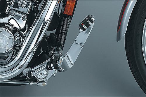 Kuryakyn Forward Controls for '91-17 Harley Davidson Dyna Models - Standard Length Set