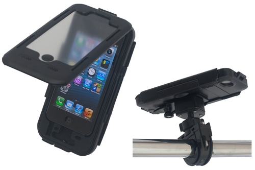 *CLEARANCE* Phoneshield Smartphone Case and Mount for iPhone 5/5S/5C -Each
