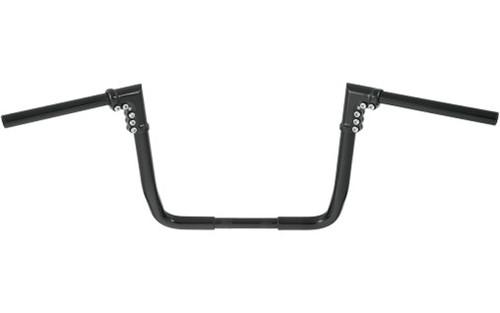 Arlen Ness 1¼ inch Modular Handlebars -13 inch Bagger Apes for '96-14 FL Models -Black
