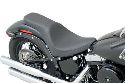 Drag Specialties Predator 2-Up Seat for '11-13 FXS & '12-17 FLS Models  -Smooth