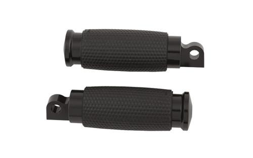 Avon Air Gel Footpegs for H-D Models (except '12 Sportster 48) -Black