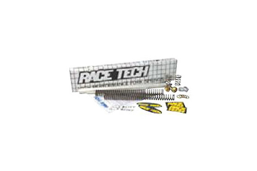 Race Tech Suspension Complete Front End Suspension Kit w/ .85 kg/mm spring for Dyna, Softail & Sportster Click for fitment