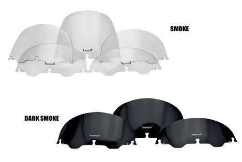 Slipstreamer Replacement Windshields for '04-13 FLTR Models -15 Inch