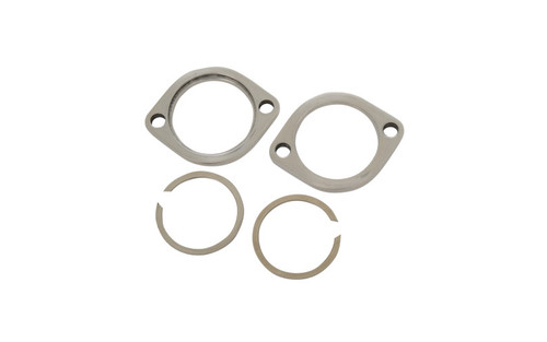 Drag Specialties Exhaust Flange Kit for '84-Up Harley Davidson Exhaust Systems