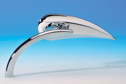 Arlen Ness  Rad II Mirror -Right Side Only