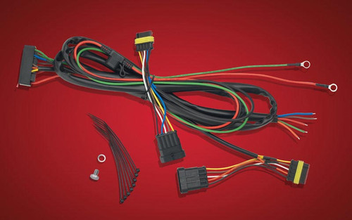Big Bike Parts Electronically Isolated Trailer Harness for Can Am Spyder RT '10-Up -Each
