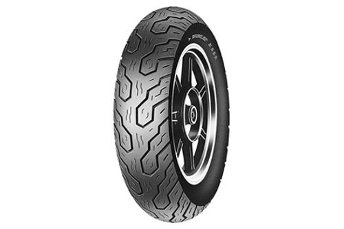Dunlop Original Equipment Replacement Tires for VF750C/CD/C2 Magna/Deluxe '94-03   FRONT 120/80-17  61H   BLK  K555  Model -Each