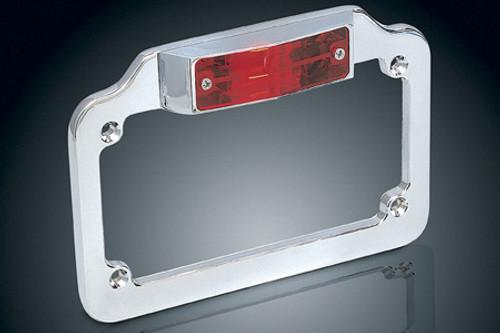 Kuryakyn  Lighted License Plate Frame Each