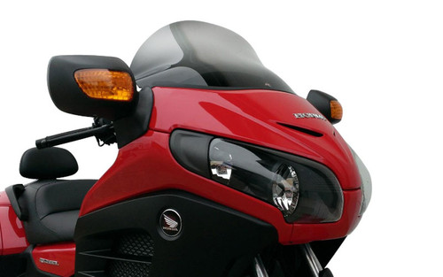Klock Werks Flare Windshield for  '13-Up F6B -Tint