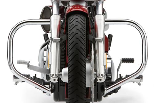 Cobra Freeway Bars Chrome-plated mild steel