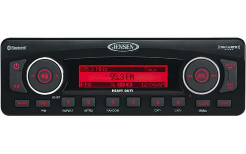 Jensen Hi Performance Stereo Upgrade for '98-13 FLHT FLHX FLTR