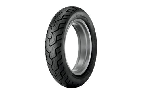 Dunlop Metric Cruiser Tires D404  REAR 130/90-17 BLK   68H -Each