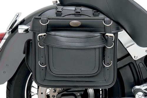 All American Rider XXXL Box Style Detachable Saddlebags -Plain