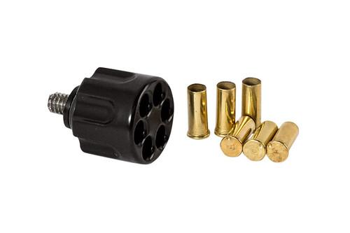 "Pro Pad Inc. Revolver Seat Mount Knob 1/4""-20 threads -Black"