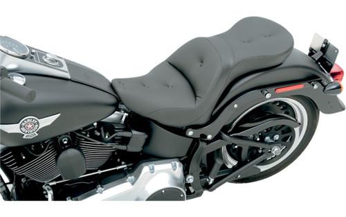 Saddlemen Explorer RS Seat for '06-10 FXST & '07-14 FLSTF/B Without Driver Backrest