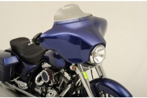 """Klock Werks 6.5"""" Flare Windshield  for FLHT, FLHTC & FLHX '98-13 -Tinted"""