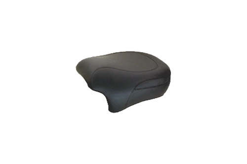 Mustang  Rear Seat  13.5 inches Widefor FLHX Street Glide '06-07 & FLHT/FLTR/FLHR Screamin' Eagle '97-05-No Studs