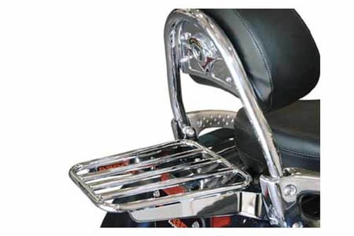 Cobra Luggage Rack for Vulcan 1700 Nomad '09-up