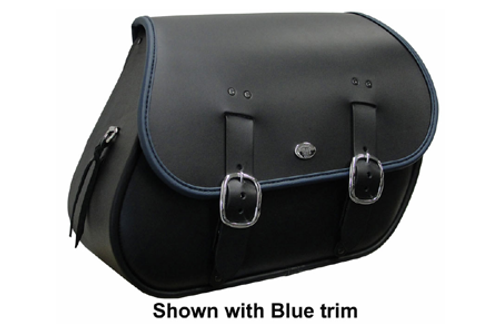 Boss Bags #32 for Dyna '94-up -Plain Style